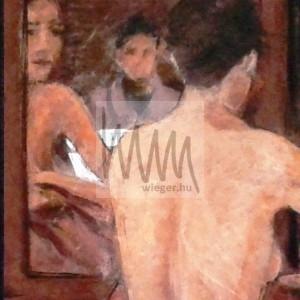 akt-a-tukorben-festmeny-pasztell