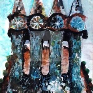 gaudi-utan-2-papir-batik-festmeny